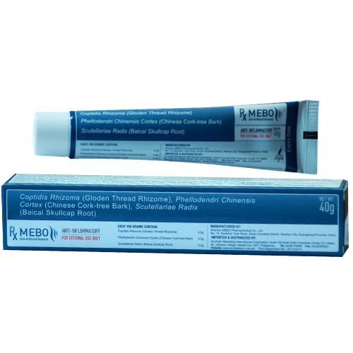 Mebo Burn And Wound Ointment Amic
