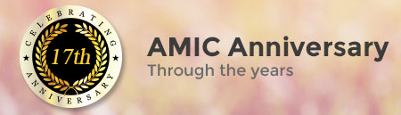 AMIC Launches new website